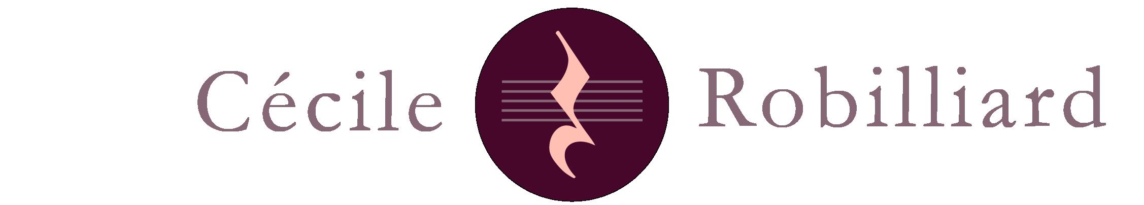 logo_cécile robilliard